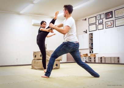 Fight choreography workshop 2