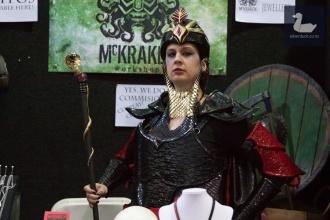 Armored Jafar cosplay by Storm McCracken (McKraken Workshop), design by SpicyThaiDesign