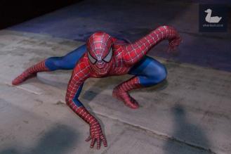 Spiderman by SilverFish