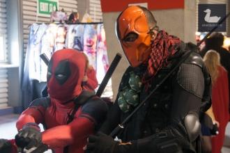 Wellington Deadpool & Sri Nair`