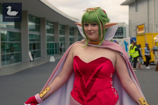Tiki, Fire Emblem cosplay by Raincloud Cosplay.