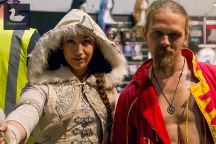 Milly Grant as Serena & Vanya Essin as Vanya (AFK).