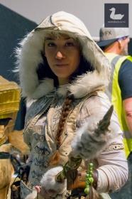 Milly Grant as Serena (AFK).