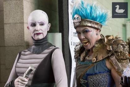 Hades cosplay by Blackwood Cosplay.