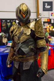 Warlock Demon hunter (Destiny) cosplay by SpicyThaiDesign.