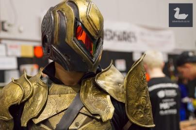 Warlock Demon hunter (Destiny) cosplay by SpicyThaiDesign.