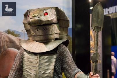Jaffa, Stargate cosplay by Troy Hallett.