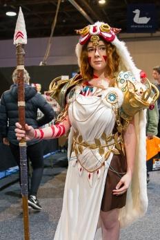 San, Princess Momonoke cosplay by April Forgesson.