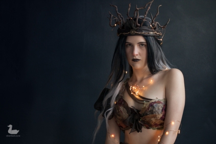 Fairy Lights and Photonflux. Photo by Silver Duck.