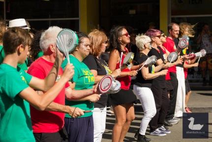 Cuba Dupa 2018. Wellington, New Zealand. Photo by Silver Duck.