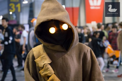 Wellington Armageddon Expo 2018. Photo by Silver Duck.