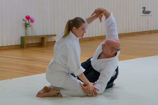 Aikido Tenshindo Wellington, November 2018 grading. Wellington, New Zealand. Copyright © 2018 Silver Duck. All Rights Reserved.