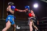 Capital Punishment 46. Fight 9 - Tania Barnett (The Fight Shop) vs Talei Aldiss (MTI Wellington). Copyright © 2019 Silver Duck. All Rights Reserved.