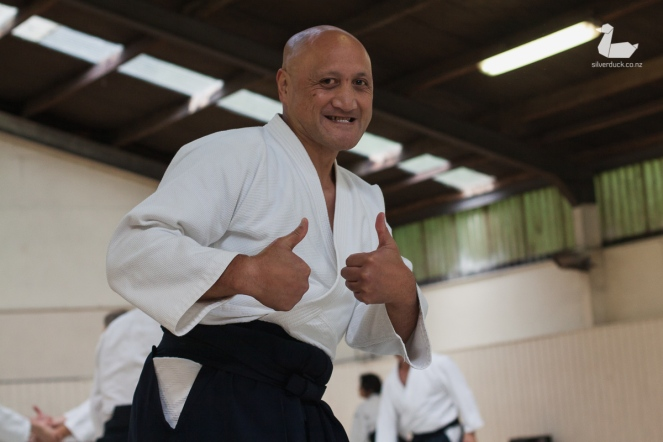 Aikido Tenshindo Wellington, May 2019 grading. Wellington, New Zealand. Copyright © 2019 Silver Duck. All Rights Reserved.