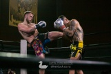 Alan Murray (Si Lee Gar/EFC) vs Dan McWatters (Scorpion Thaiboxing). Capital Punishment 50, Wellington, NZ. Copyright © 2019 Silver Duck. All Rights Reserved.